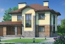 Дом из блоков 37-36