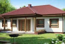Дом из блоков Z5