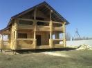 Дома из оцилиндрованного бруса (слайдшоу)