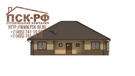 Дом из блоков Z-10K