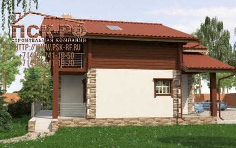 Комбинированный дом FB 024 200
