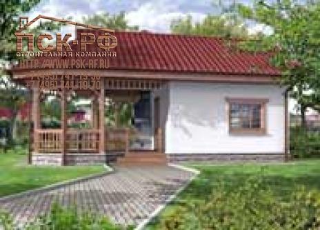 Баня P-028-1S