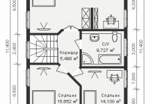 Каркасный дом Берлин