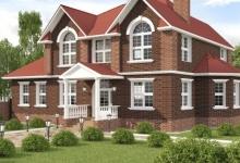 Дом из блоков A-284