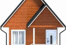 Каркасный дом Уютный