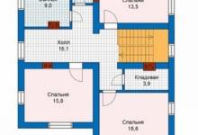 Дом из блоков 59-92
