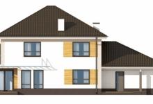 Дом из блоков Д-15