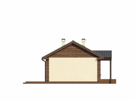 Дом из блоков Z11