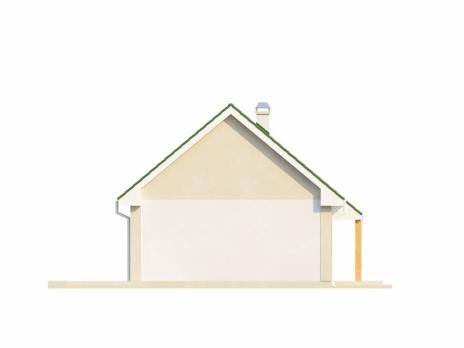 Дом из блоков Z36