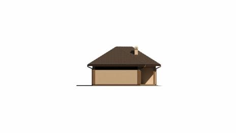 Дом из блоков Z15GL