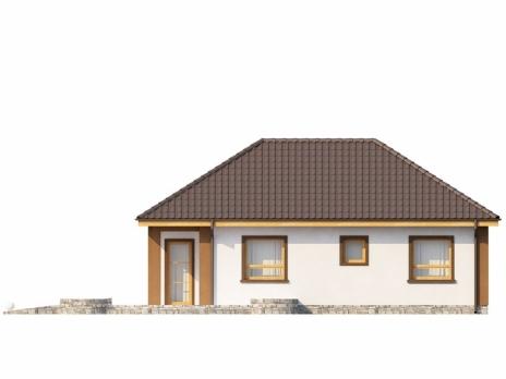 Дом из блоков Z15