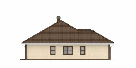 Дом из блоков Z26