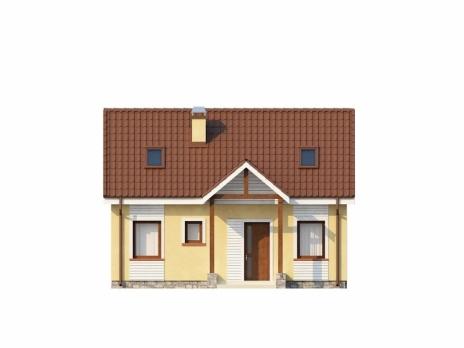 Дом из блоков Z32