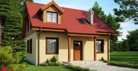 Дом из блоков Z3