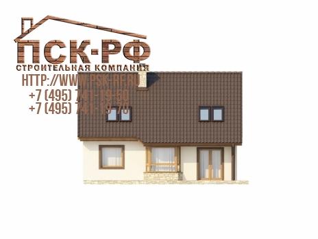 Дом из блоков Z40
