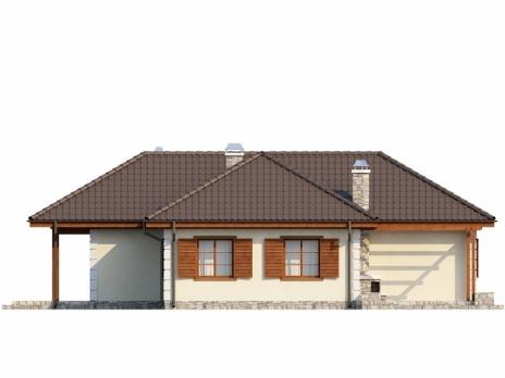 Дом из блоков Z6