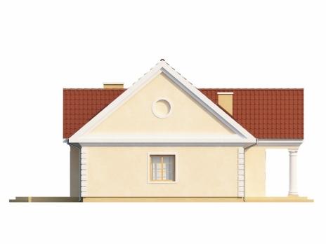 Дом из блоков Z9