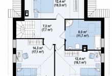 Дом из блоков Z4D