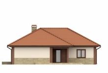 Дом из блоков Z22