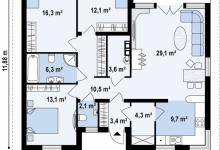 Дом из блоков Z24k