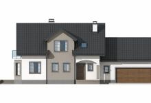 Дом из блоков Z28L GP2