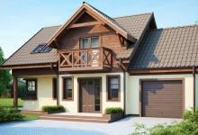 Дом из блоков Z33