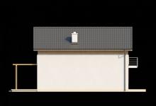 Каркасный дом Z38