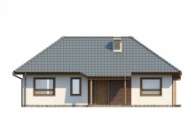 Каркасный дом Z69