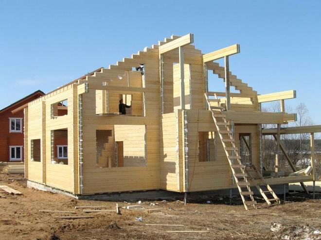 примерная стоимость строительства дома из клееного бруса