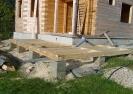 Строительство дома из бруса (слайдшоу)